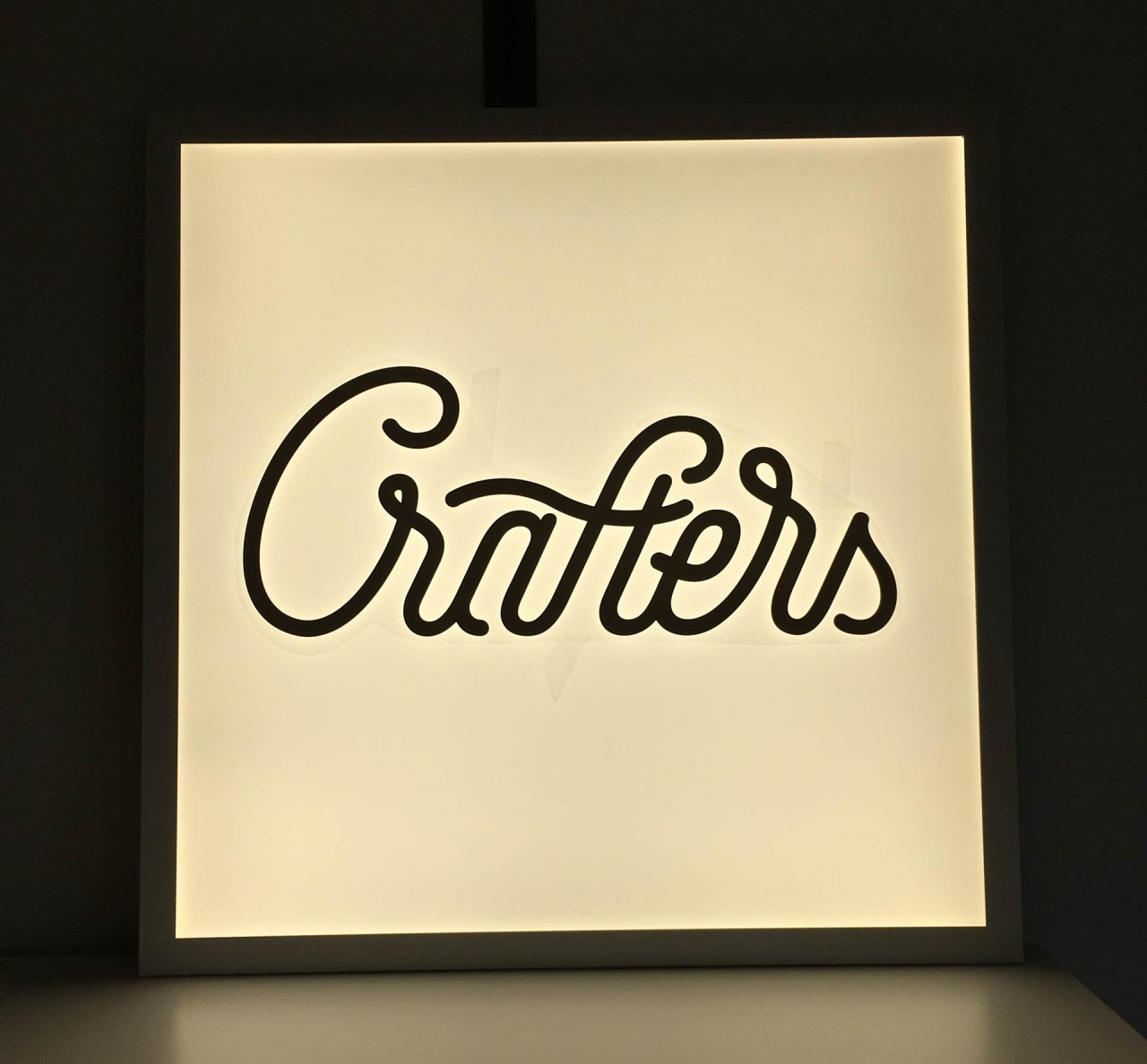Le coup d'envoi Crafters