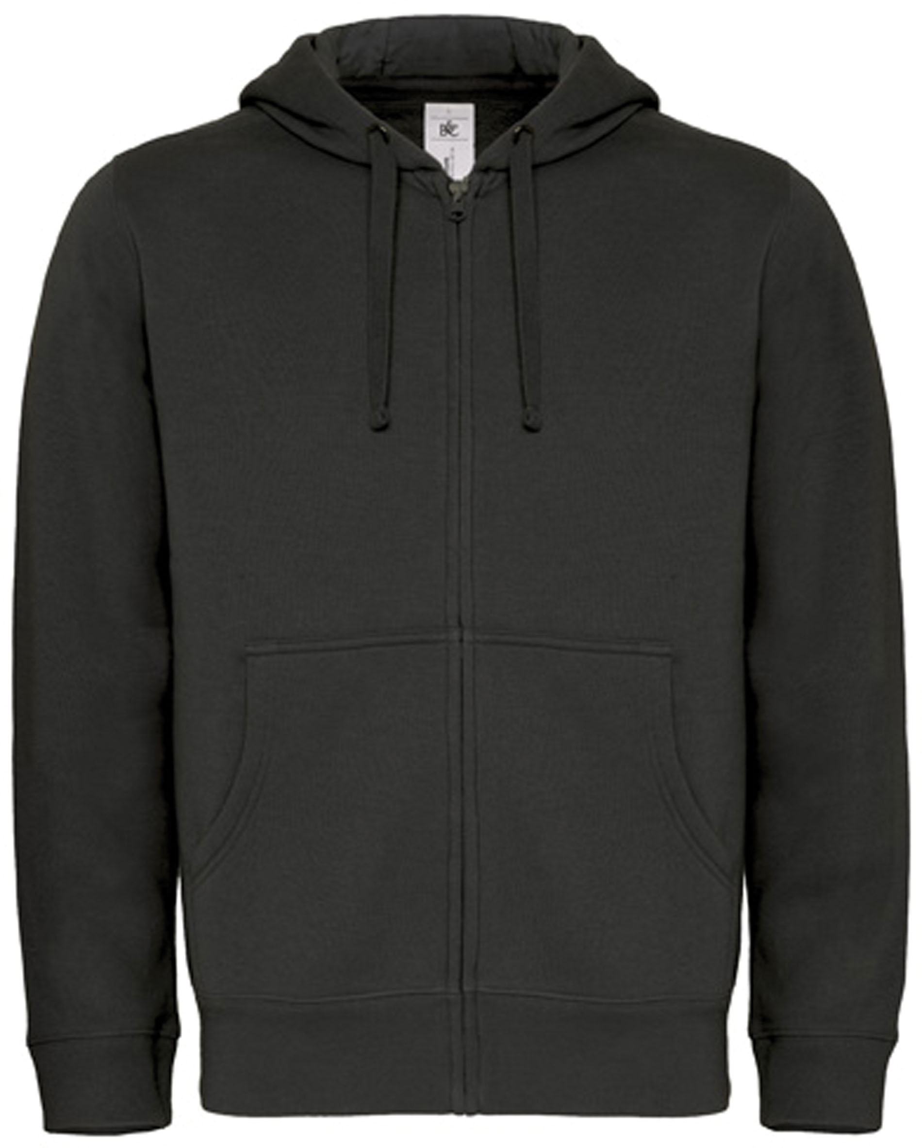 SWEAT SHIRT HOMME ZIPPÉ CAPUCHE