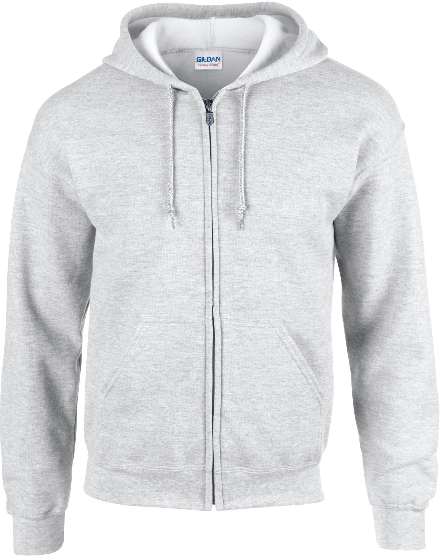 SWEAT SHIRT HOMME ZIPPÉ CAPUCHE HEAVY BLEND™