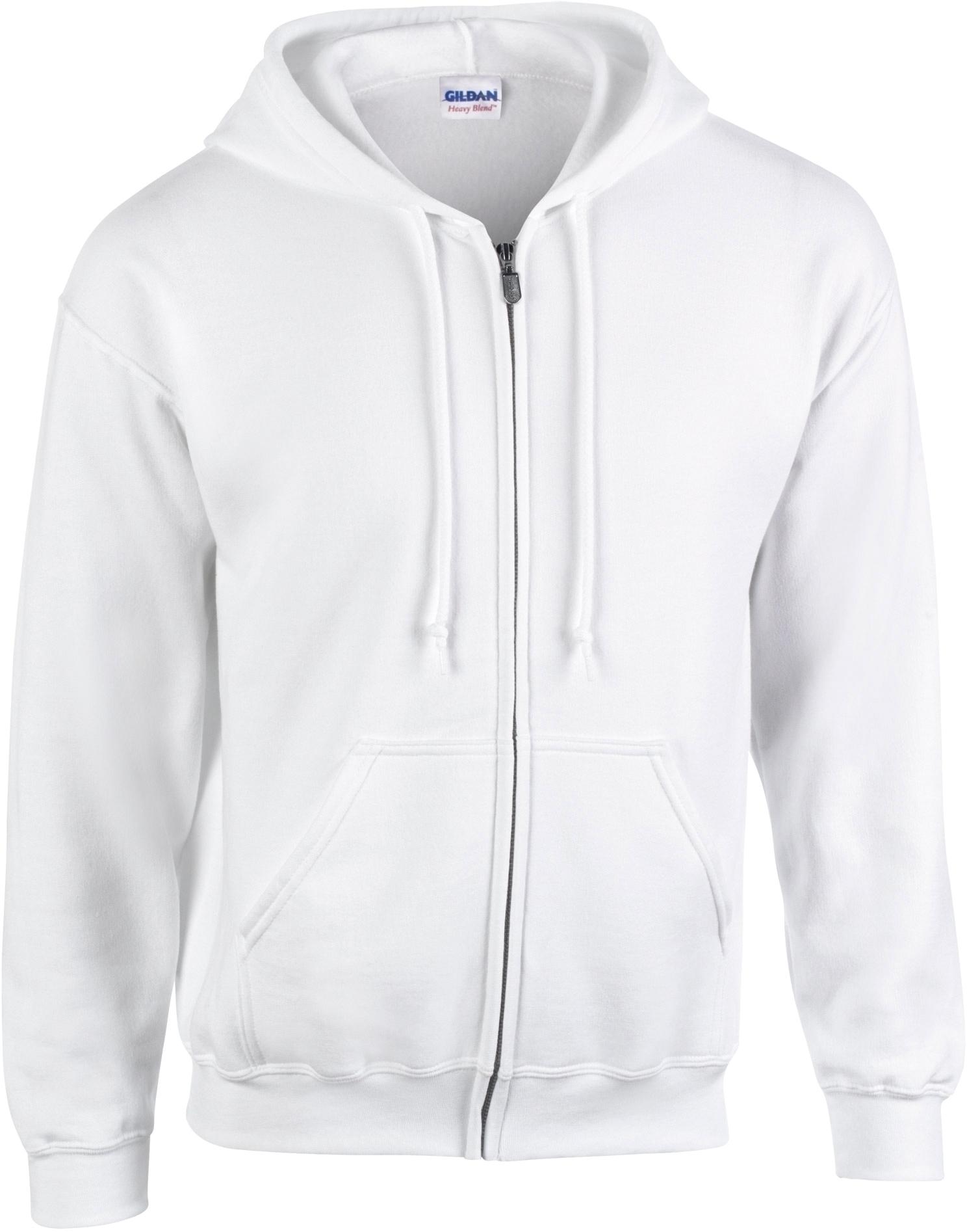 Homme Imprimé Shirt White Capuche Et Heavy Sweat Zippé Blend™ 3uTFJlK1c