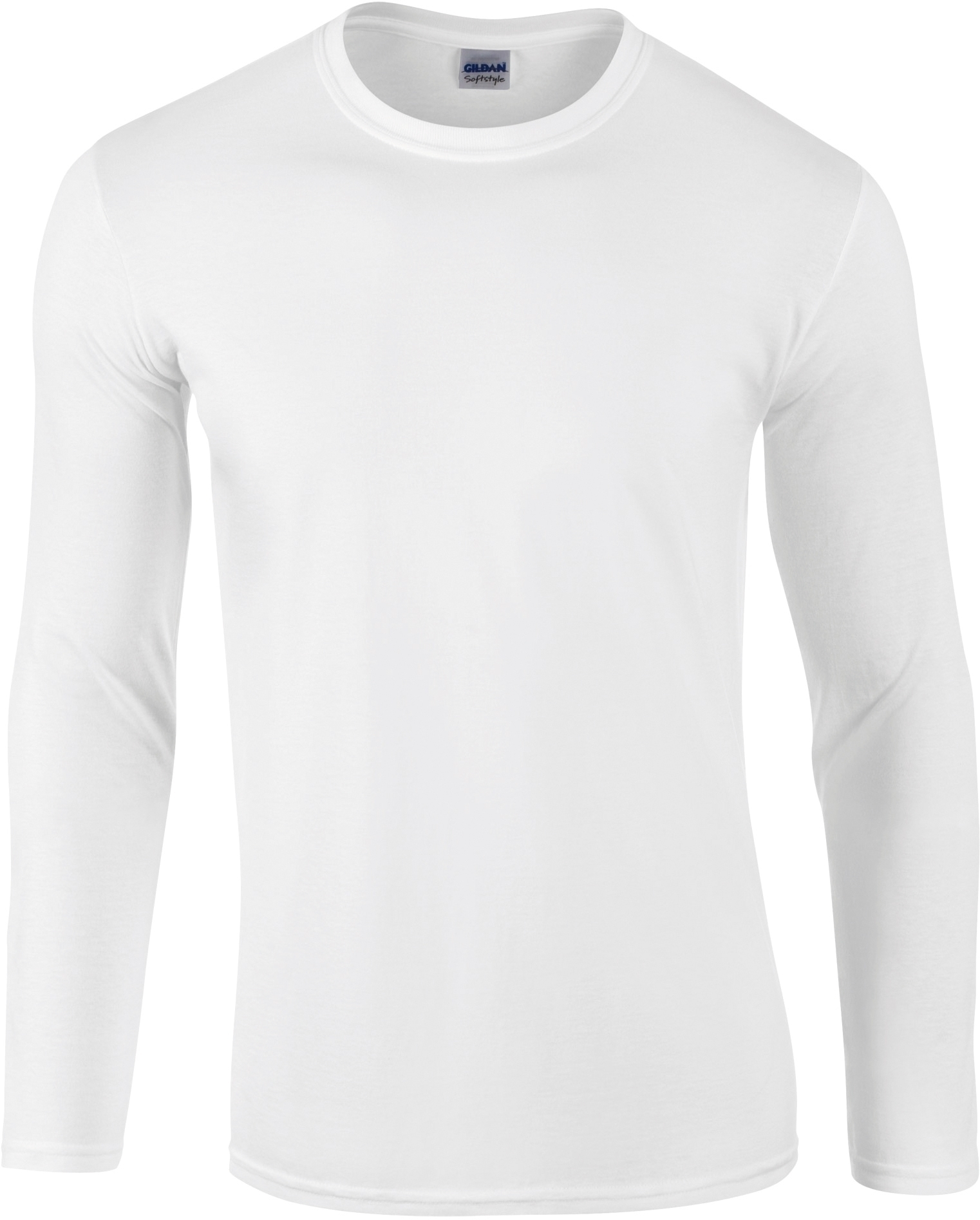 T SHIRT HOMME MANCHES LONGUES SOFTSTYLE
