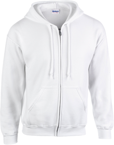 SWEAT-SHIRT HOMME ZIPPÉ CAPUCHE HEAVY BLEND™